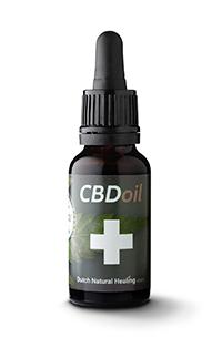 Dutch Natural Healing CBD Olie: Pure biologische CBD cannabinoïden
